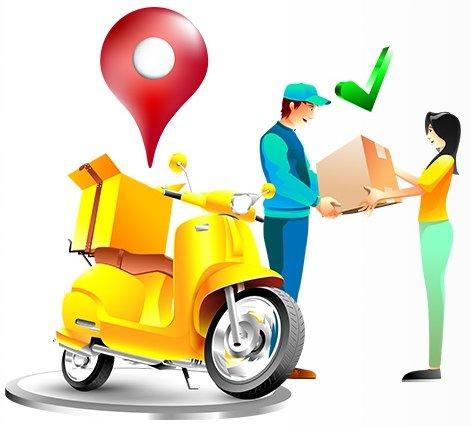 Оплата и доставка заказа